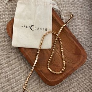 Lili Claspe Reese Tennis necklace